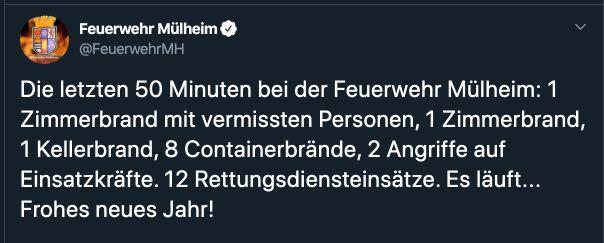 Feuerwehr Mülheim