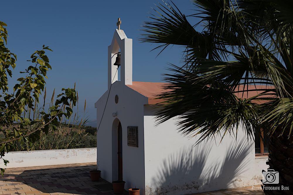 Kleine Kapelle von außen