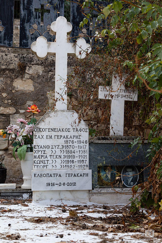 Friedhof von Eleftherna