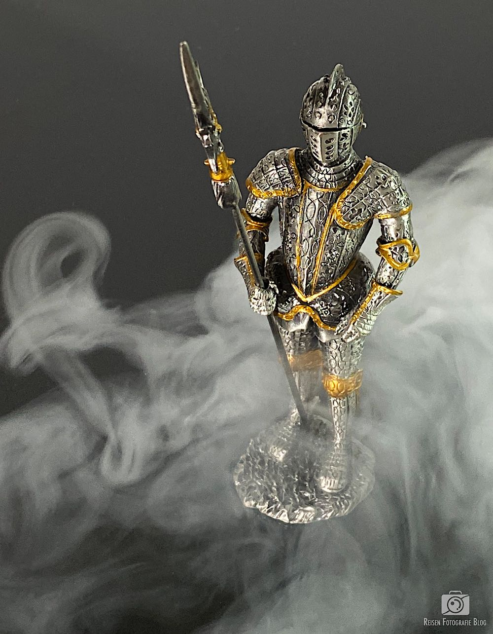 Ritter im Nebel