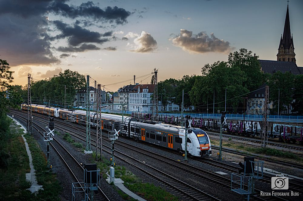 RRX nach Duisburg