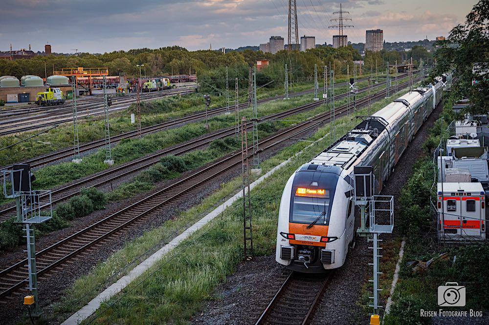 RRX Richtung Mülheim