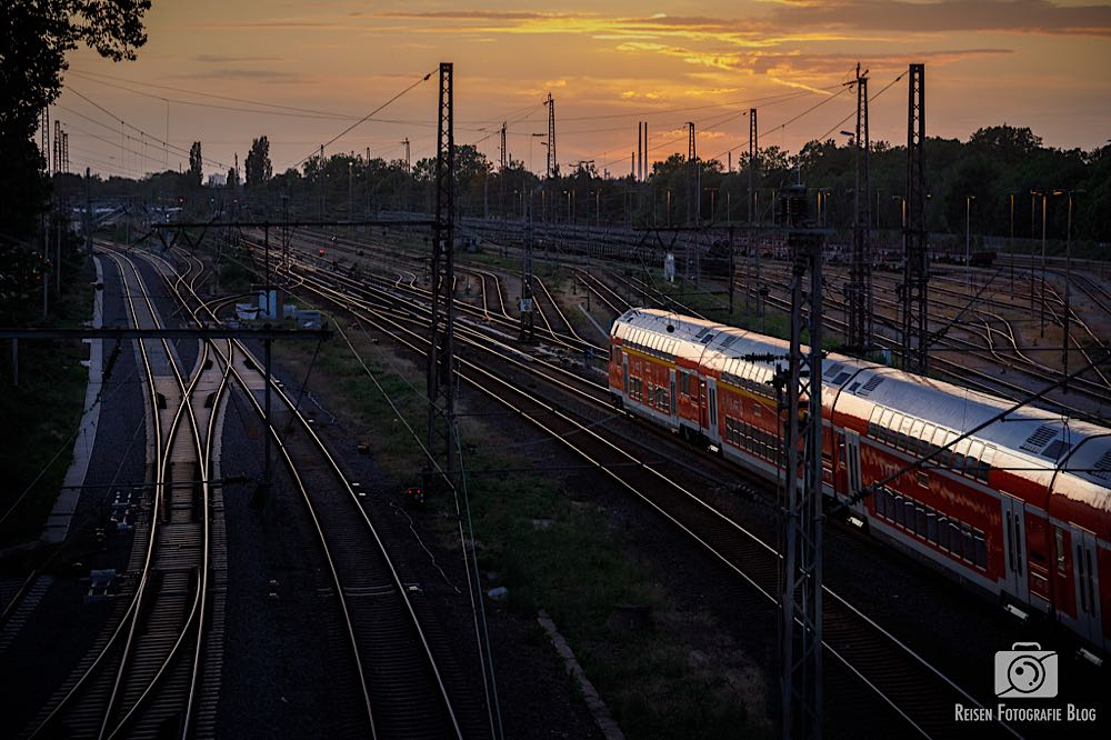 RE Richtung Duisburg