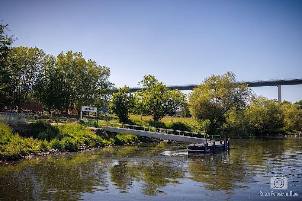 Anleger Mintard mit Ruhrtalbrücke