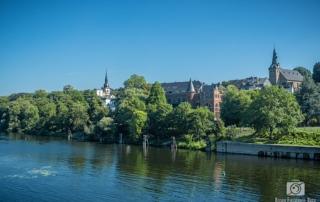 Blick über die Ruhr nach Kettwig
