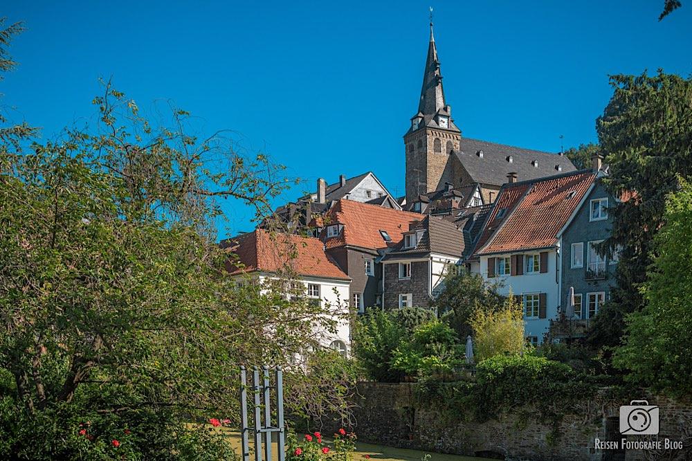 Ruhrtal Radweg 6 - Kettwig bis Werden