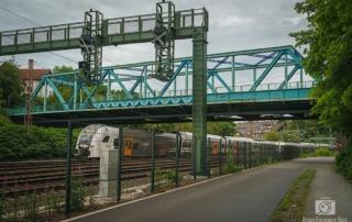 Eisenbahnbrücke Eppinghofer Bruch