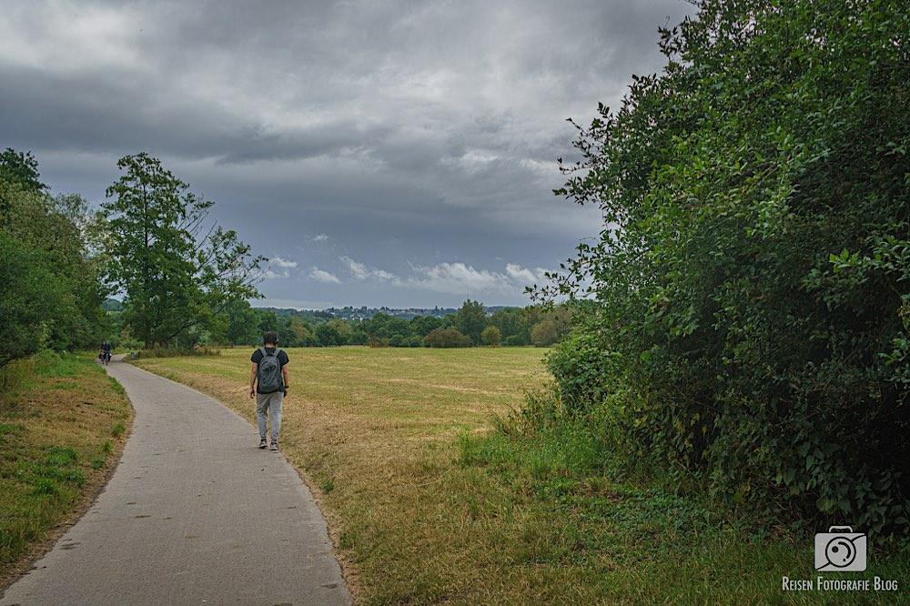 Naturschutzgebiet Heisinger Ruhrauen