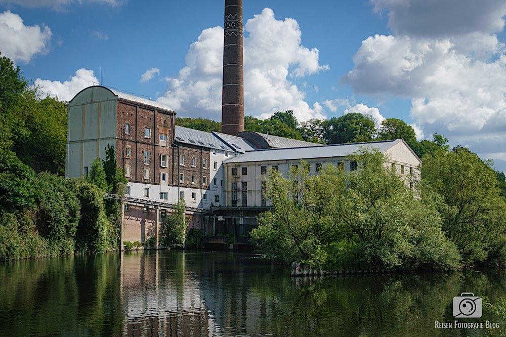 Wasserkraftwerk Horster Mühle
