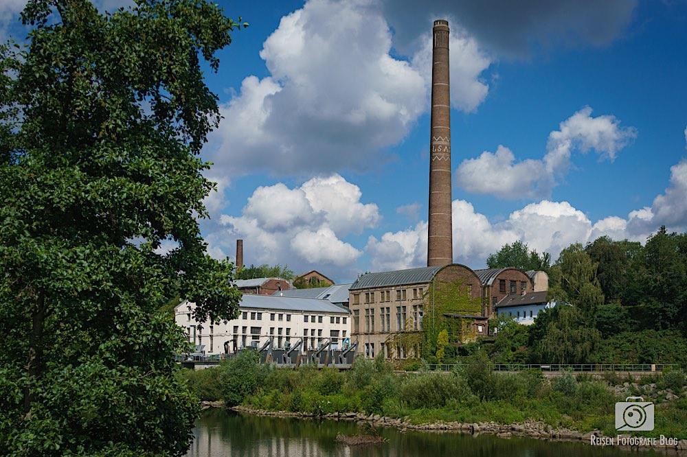 Ruhr in Essen-Steele