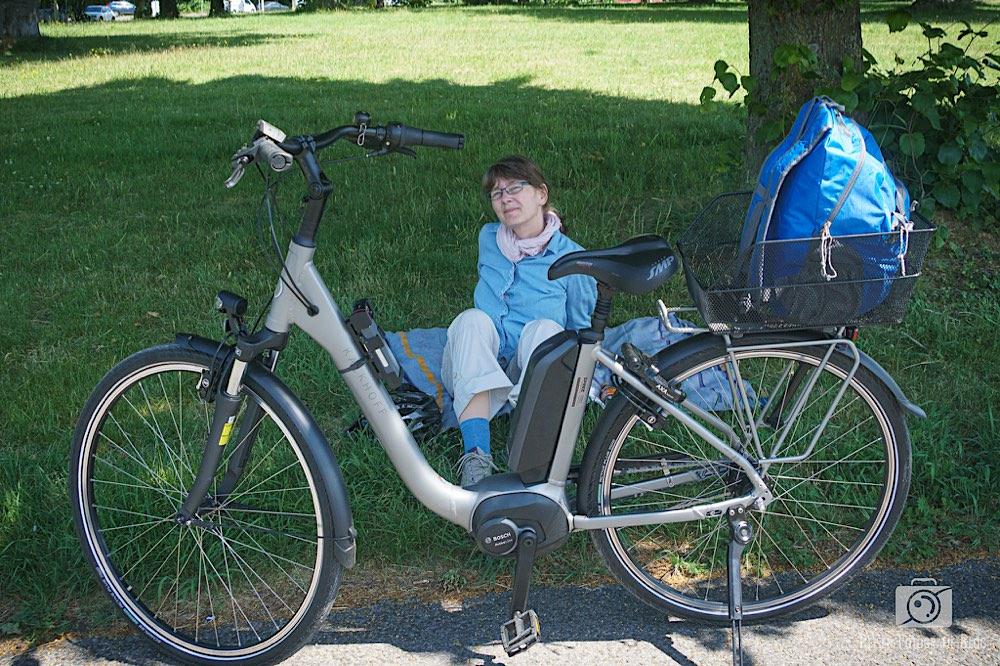 E-Bike Melanie
