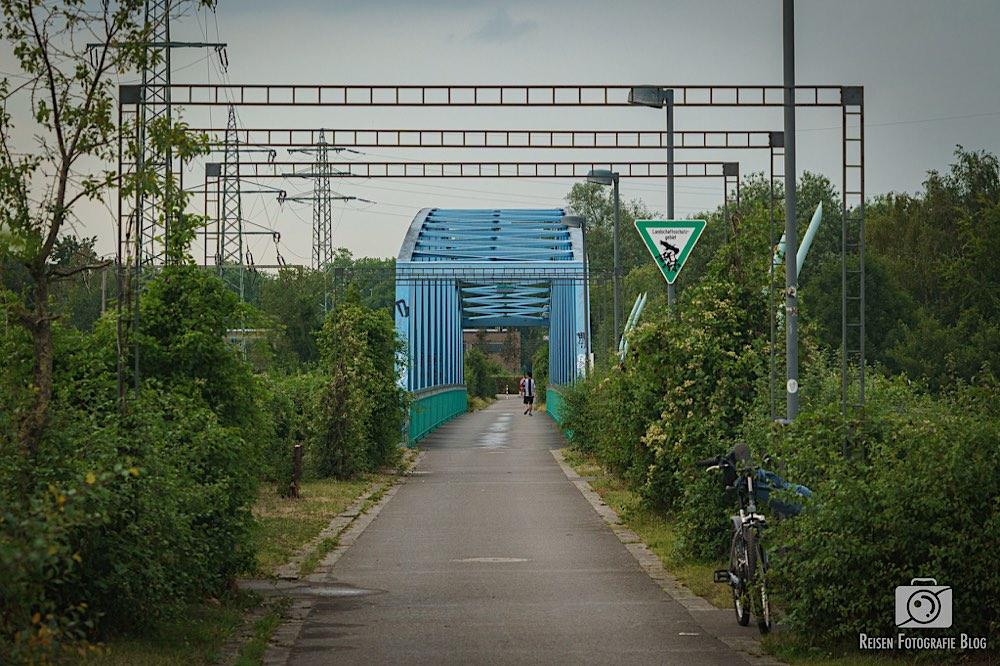 Styrumer Brücke am Broicher Damm