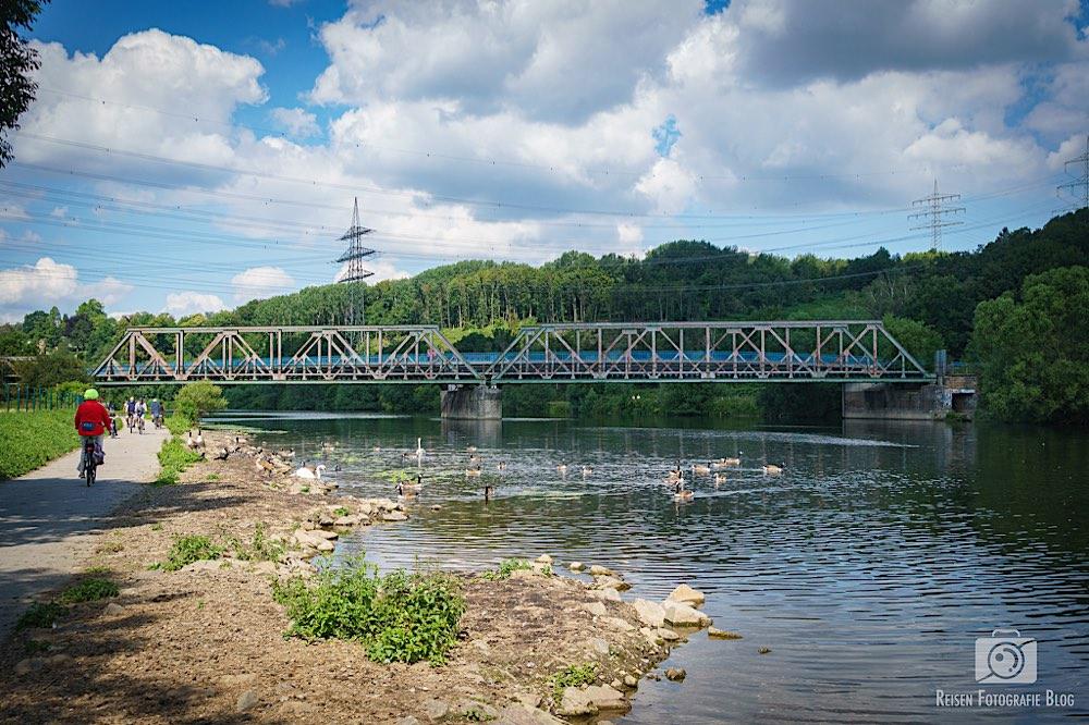 Eisenbahnbrücke Dahlhausen
