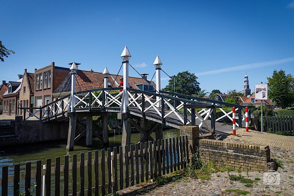 Brücke in Hindeloopen