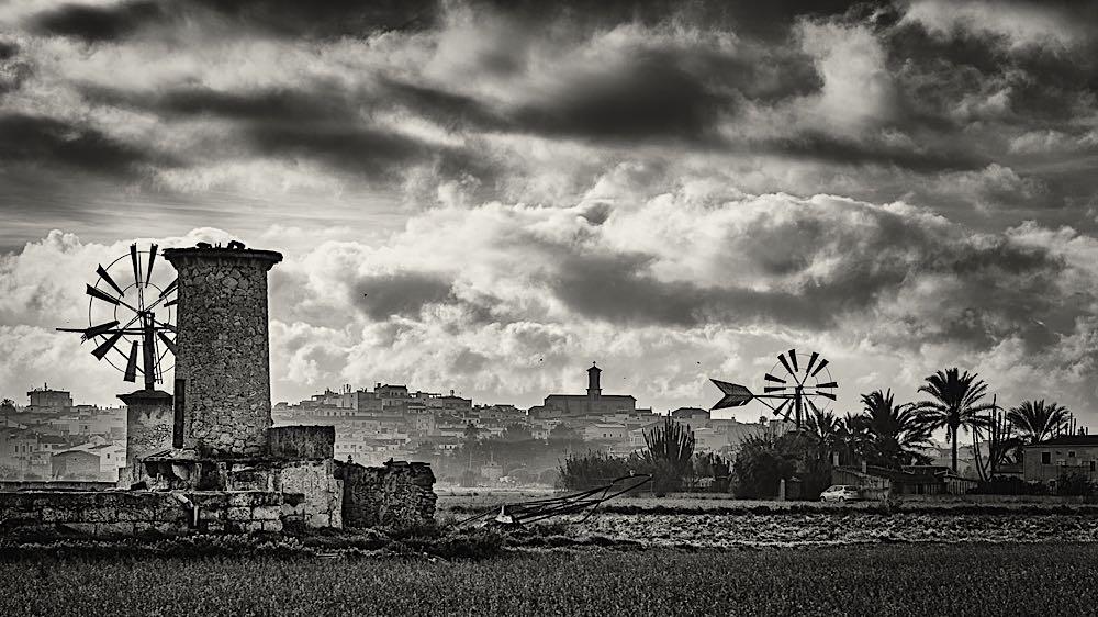 Fotobearbeitungs Challenge #9 – Windmühle auf Mallorca - Zusammenfassung 31