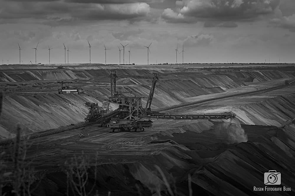Abbaugerät Tagebau Garzweiler