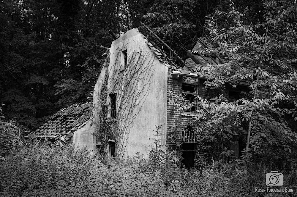 Ruine in Lützerath