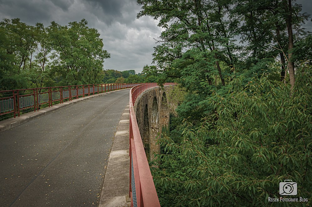 Viadukt über das Vogelsangbachtal