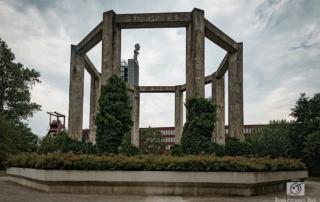 Denkmal im Nordsternpark