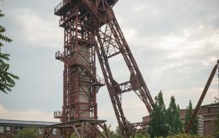 Zeche Zollverein Schacht 3/7/10 - etwas abseit gelegen