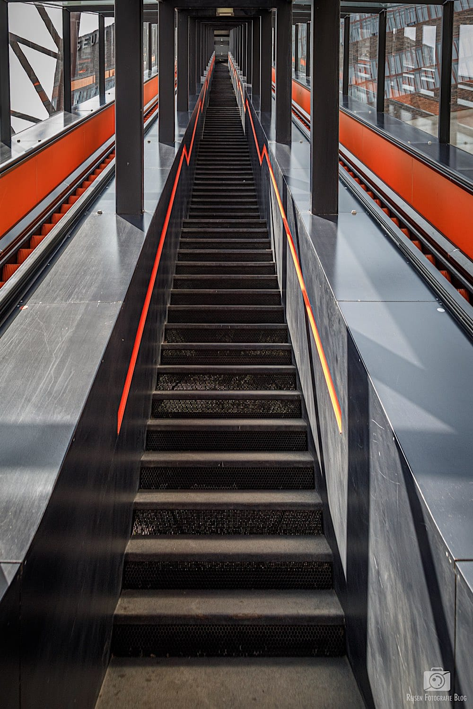 Rolltreppe zur Kohlwäsche