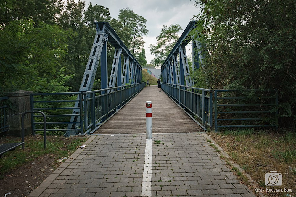 Brücke auf dem Grünen Weg