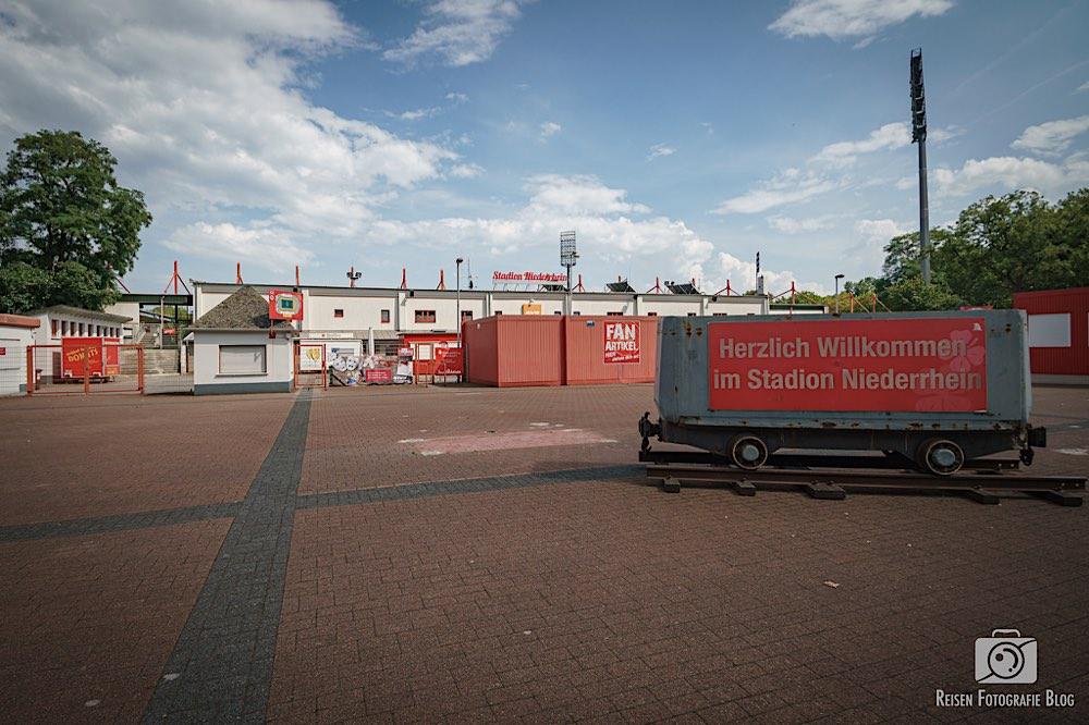 Stadion Rot-Weiß-Oberhausen