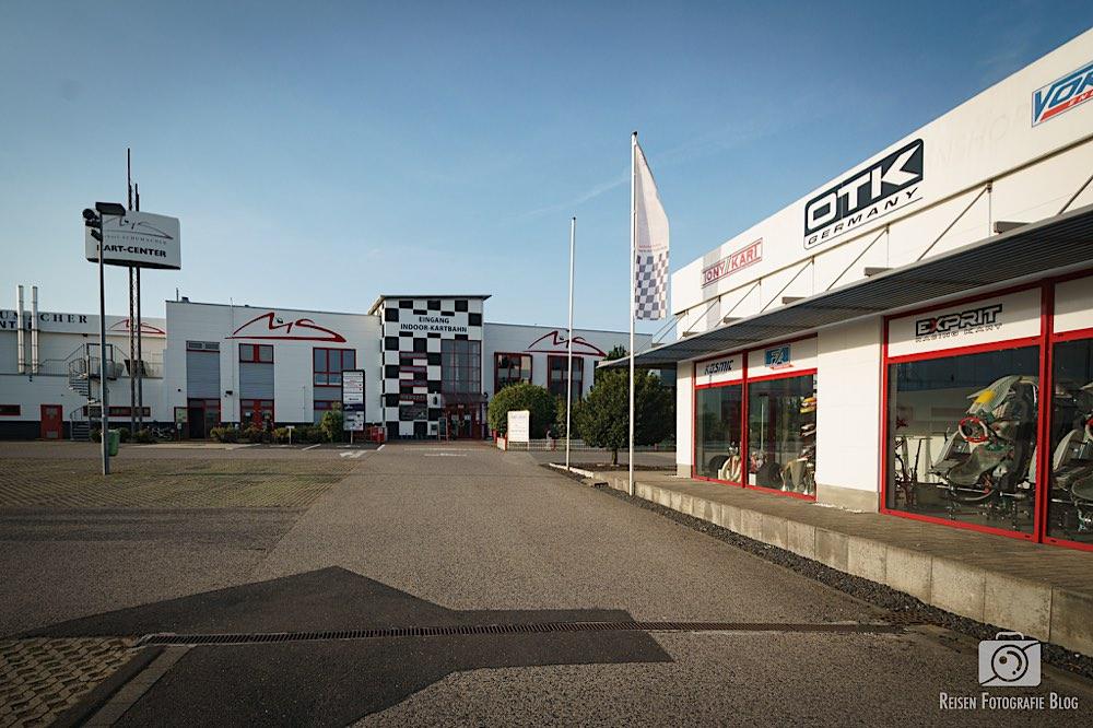 Michael Schumacher Cart Center