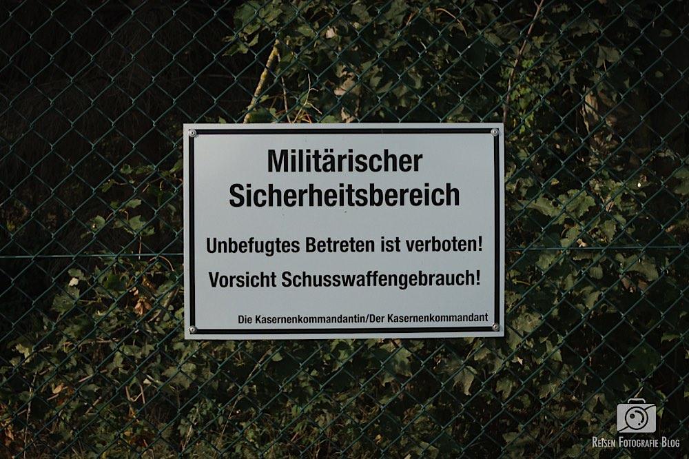 Am Fliegerhorst Nörvenich