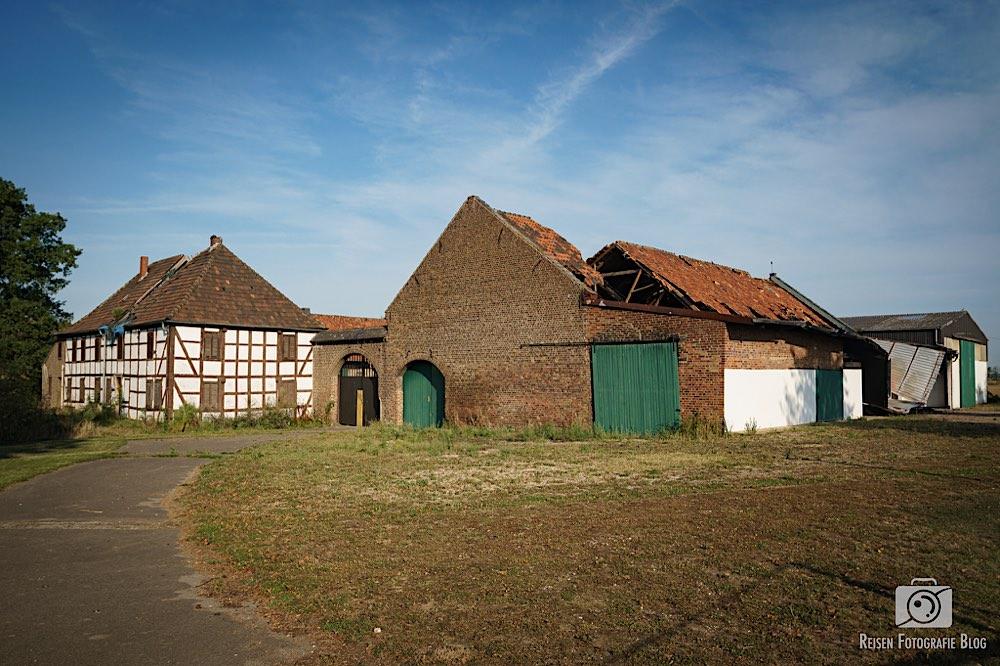 Alter Bauernhof am Fliegerhorst