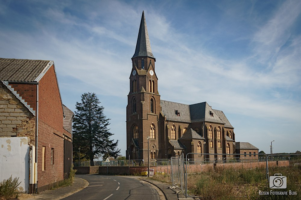 Kirche in Manheim