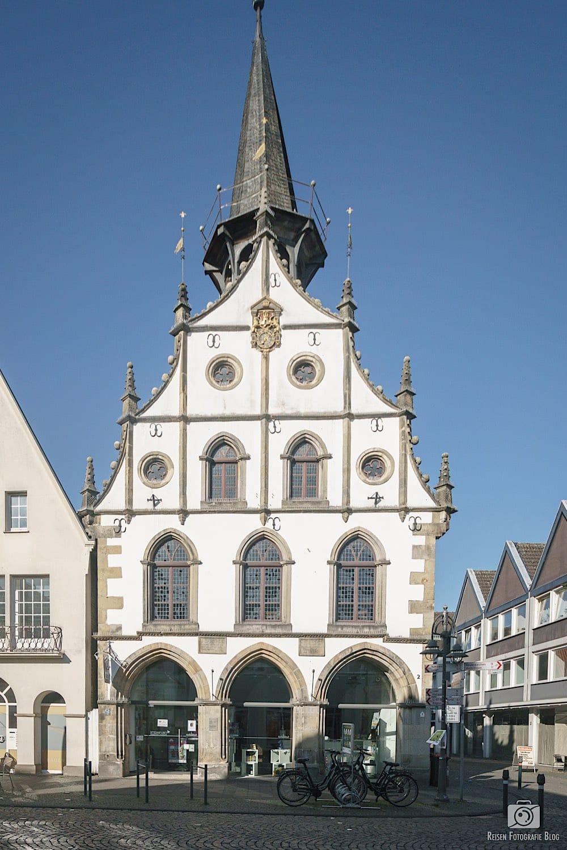 Altes Haus in Burgsteinfurt