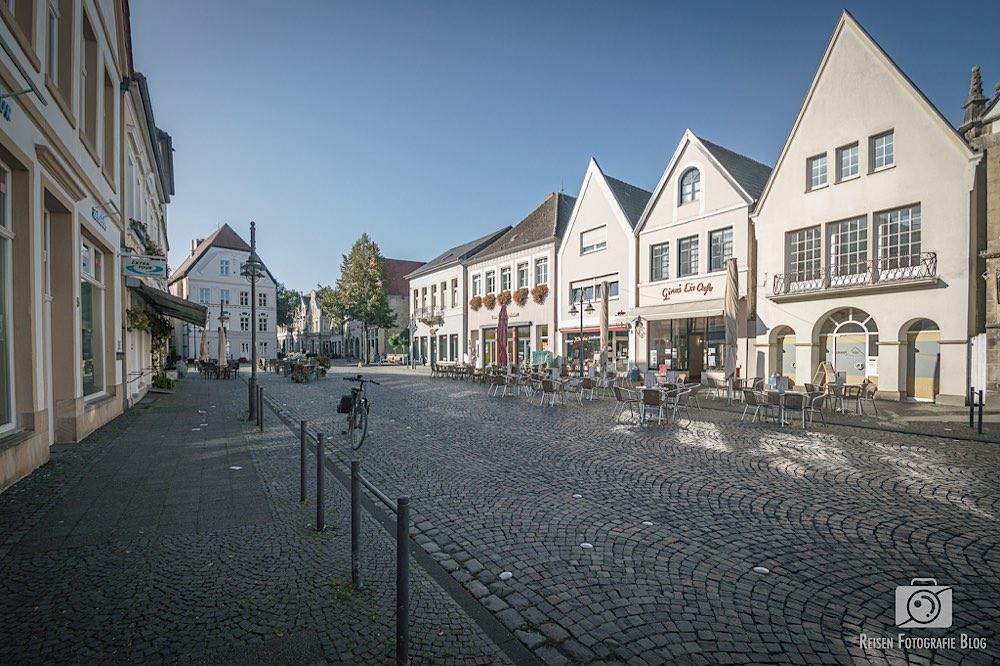Marktplatz in Burgsteinfurt