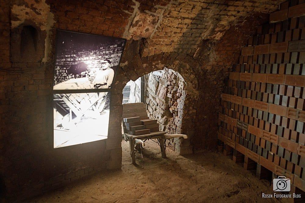 Ausstellung im Ringofen