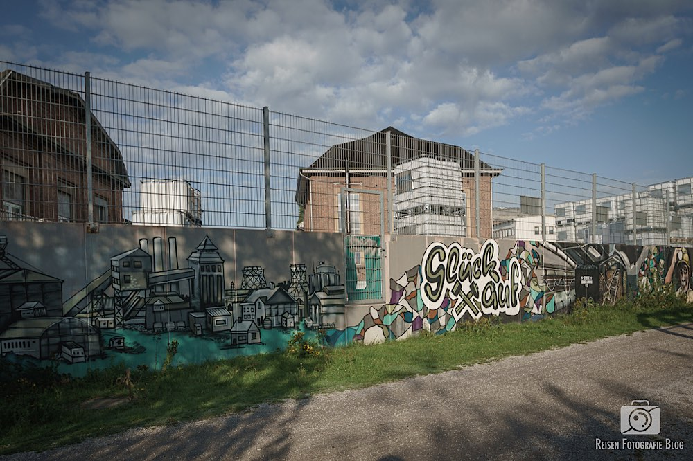 König-Ludwig-Trasse Graffiti