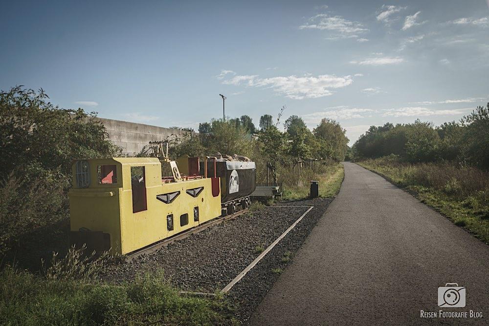 König-Ludwig-Trasse Bergbau Bahn