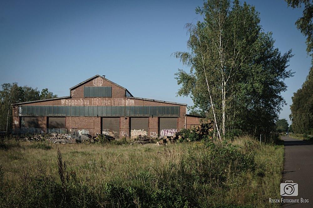 König-Ludwig-Trasse Waggonfabrik