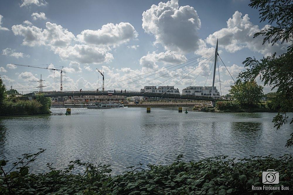 Hafeneinfahrt am Rhein-Herne-Kanal
