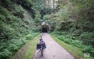 Einfahrt zum Schulenbergtunnel