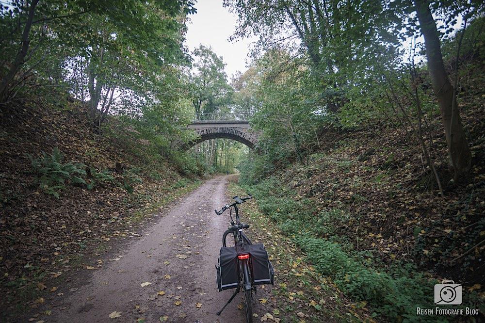 Kohlenbahn Brücke