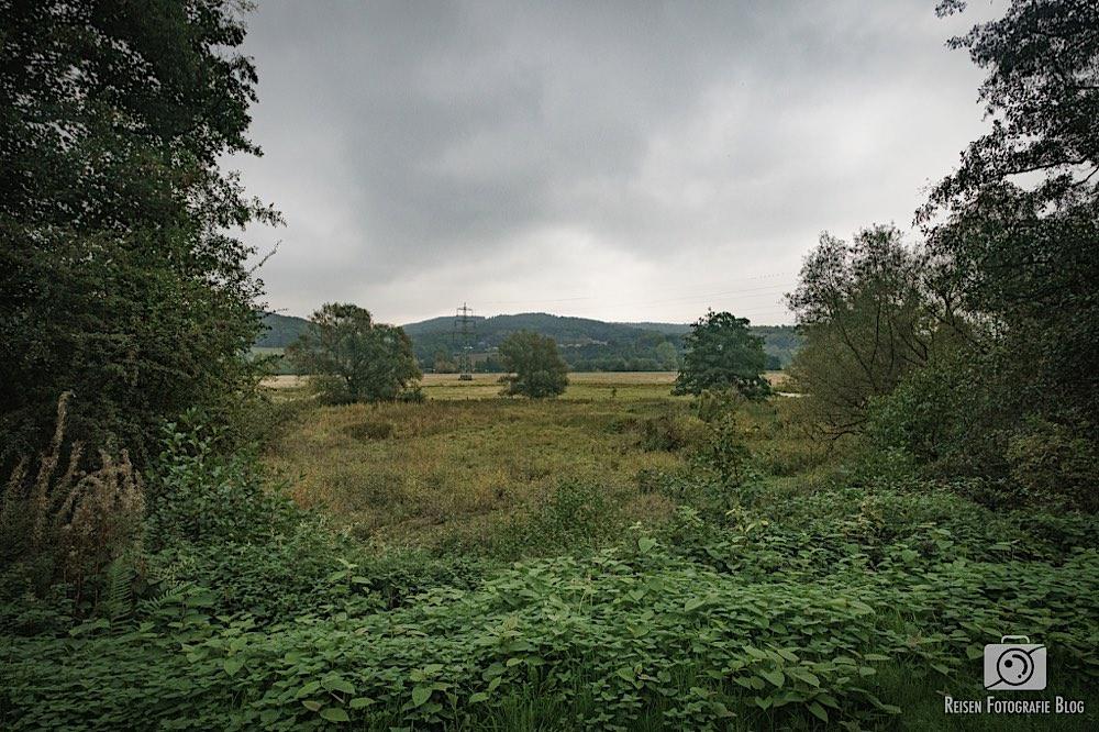 Aussicht auf die Ruhrwiesen