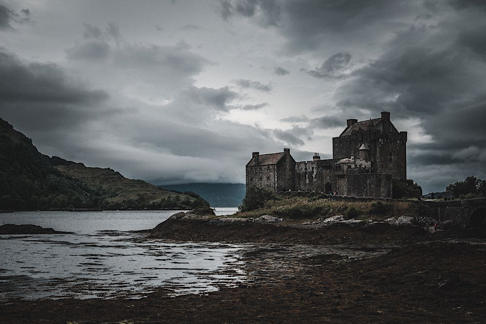 Castle DerTravelDude
