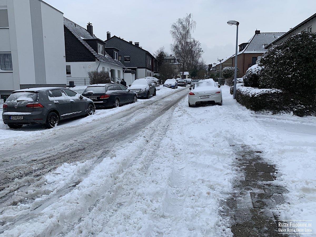 Februar 2021 - Schnee