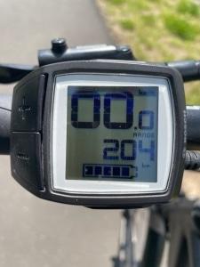 204 Kilometer Rest