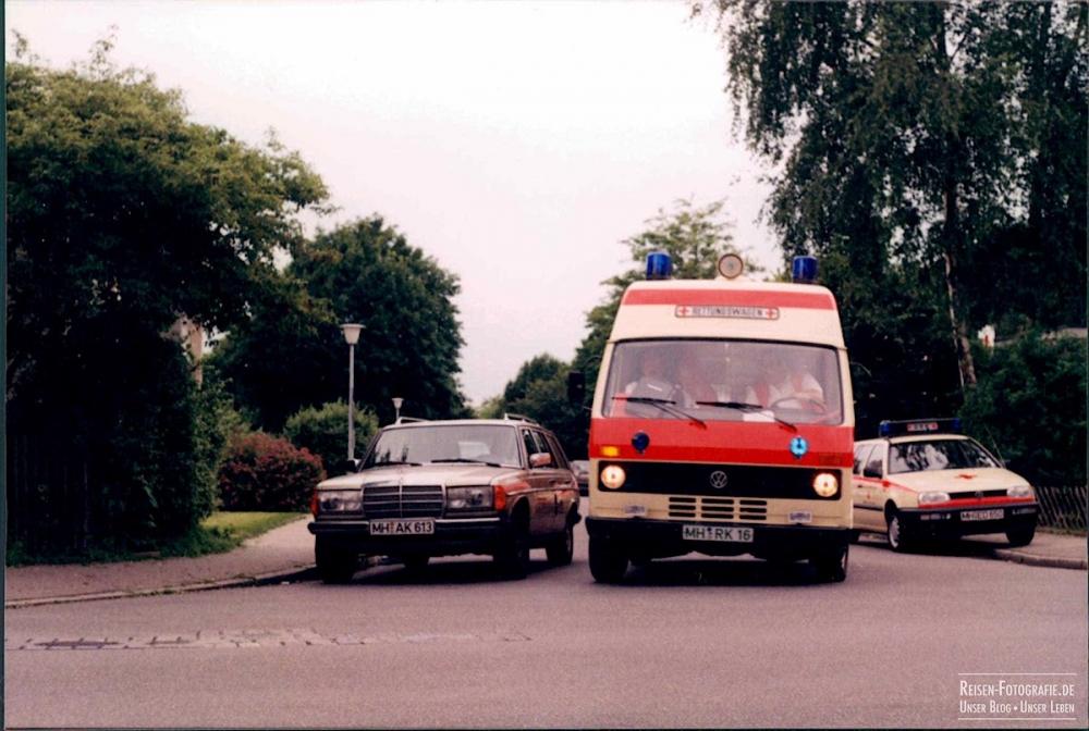 Rettungswagen LT