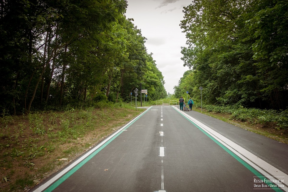 Radwege im Ruhrgebiet