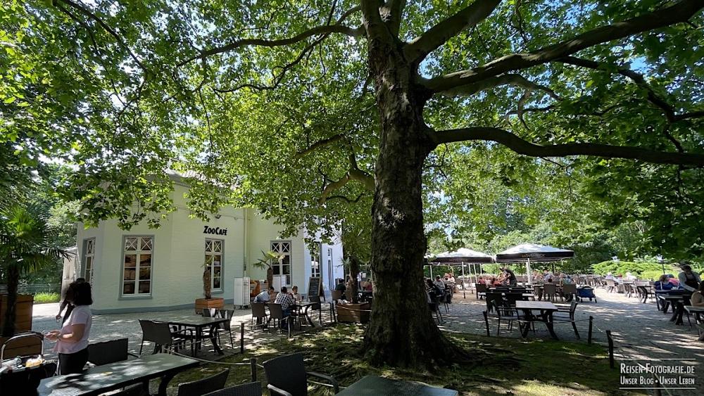 Restaurant im Krefelder Zoo