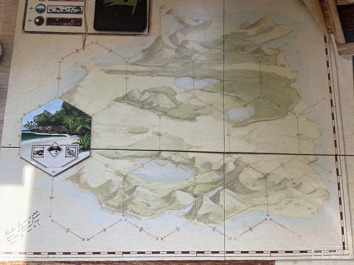 Inselkarte